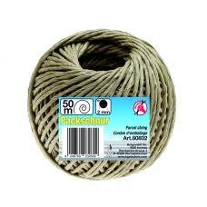 Kaproninė virvė (PP) 50 m x 2 mm
