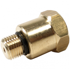 Kompresoriaus testerio adapteris BGS 8005, 8235, 8236, M12 x 1.25
