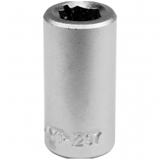 "Adapteris iš 1/4"" į 1/4"" (6,3 mm) antgalį, Cr-V"