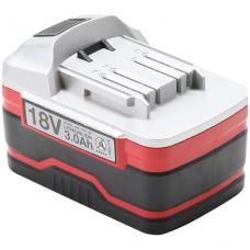 Akumuliatorius/baterija | Li-Ion 18 V DC/3,0 Ah veržliarakčiui 9260