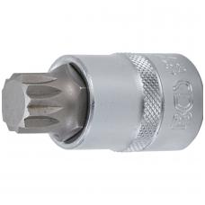 "Antgalis įpresuotas į galvutę 12,5mm (1/2"")  Spline (XZN) M18"