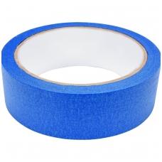 Apsauginė dažymo juosta mėlyna 25M/30MM