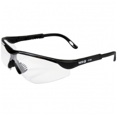 Apsauginiai akiniai bespalviai