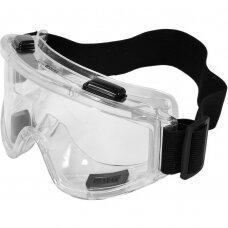 Apsauginiai akiniai su ventiliacija