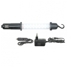 Apšvietimo lempa diodinė 27 LED, pakraunama