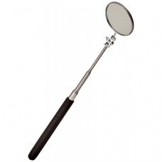 Apžiūros veidrodis teleskopinis 165 mm - 950 mm - Ø 57 mm