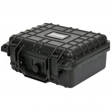 Atsparus smūgiams, hermetiškas lagaminas  270x246x124 mm