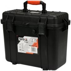 Atsparus smūgiams, hermetiškas lagaminas  430х244х341 mm