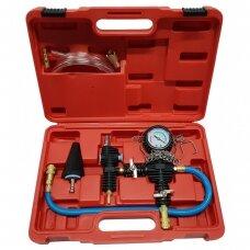 Aušinimo sistemos spaudimo ir užpildymo įrankis  6 vnt.