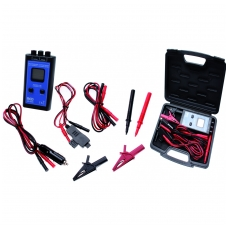 Automobilinis įtampos ir srovės testeris 1-48 V