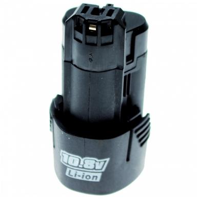 Baterija/akumuliatorius 12V Li-ion / 1.3 Ah BGS 9259