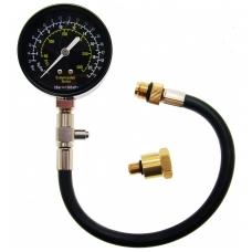 Benzininis kompresijos matuoklis su adapteriais M12 + M14