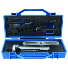 Cilindro gilzių išmontavimo įrenginys su dviguba atrama 60 - 160 mm | 6 vnt.