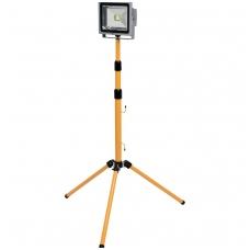 COB LED lempa su 0.7m - 1.7m stovu 30W, 2250 Liumenų