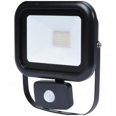 COB LED lempa su judesio davikliu 30W su diodu, 2400LM