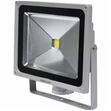 COB LED lempa su judesio davikliu 50W su diodu, 3500LM