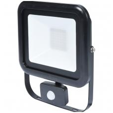 COB LED lempa su judesio davikliu 50W su diodu, 4000LM