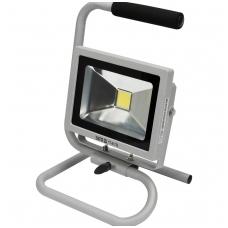 COB LED lempa su stovu 20W, 1400 Liumenų