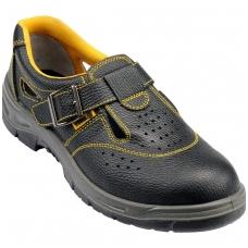 Darbiniai sandalai su sagtimi 46 dydis