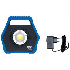 Darbo lempa akumuliatorinė COB-LED 30W