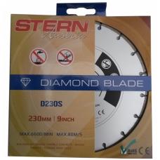 Deimantinis pjovimo diskas 230mm