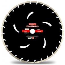 Deimantinis pjovimo diskas 400X25,4 mm