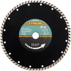 """Deimantinis pjovimo diskas """"turbo"""" HS 230mm"""