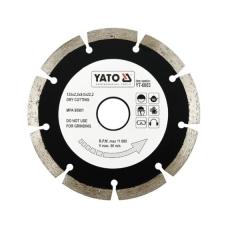Deimantinis segmentinis pjovimo diskas 125mm