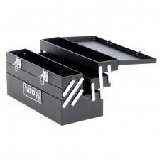 Dėžė įrankiams metalinė 460x200x225 mm