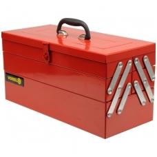 Dėžė įrankiams metalinė 466 X 210 X 232 mm