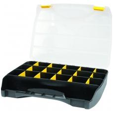 Dėžutė smulkiems daiktams 36 skyrių, 36x27cm