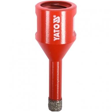 Deimantinė karūnėlė - kampiniam šlifuokliui - M14 - 8 mm