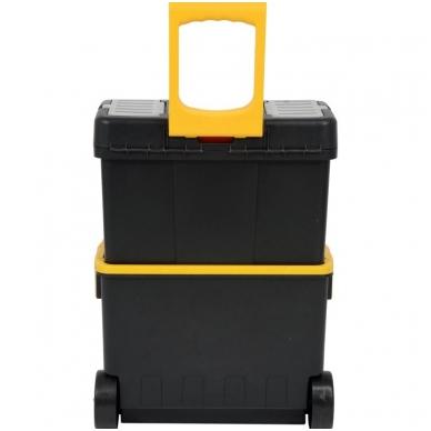 Dėžė įrankiams su ratukais -2-jų dalių 5