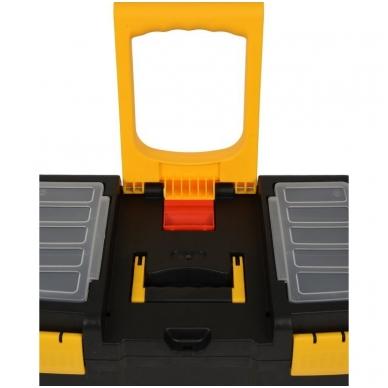 Dėžė įrankiams su ratukais -2-jų dalių 7