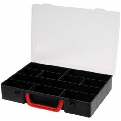 Dėžutė smulkiems daiktams 10 skyrių 300x220x55 mm