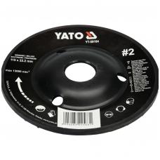 Diskas-freza medžiui 115mm, No2