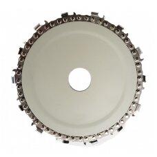 Diskas medžiui grandininis 22,2x14T 125mm.