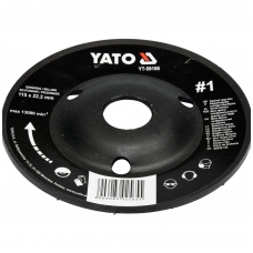 Diskas/freza medžiui 115mm, No1