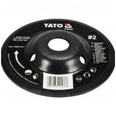 Diskas/freza medžiui 125mm, No2