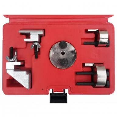 Diržo montavimo/pastatymo įrankių rinkinys 5 vnt.