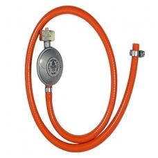 Dujų reduktorius / reguliatorius su žarna 1,5 m