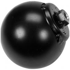 Dūmtraukio šepečio rutulys plienas  1,8kg., vidinis sriegis M12