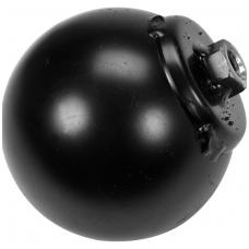 Dūmtraukio šepečio rutulys plienas 2,5kg., vidinis sriegis M12