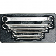 E Tipo raktų komplektas 6 vnt., E6xE8 - E20xE24