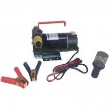 Elektrinė pompa tepalui / dyzelinui / mazutui 24V