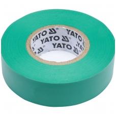 Izoliacija žalia 19mmx20mx0,13mm