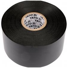 Elektros izoliacinė juosta juoda 55mmx33mx0,19mm