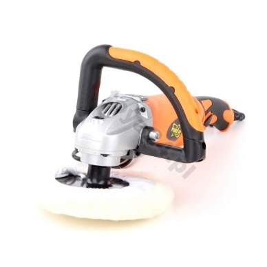 Elektrinis poliravimo įrankis 1400W; 180MM 2