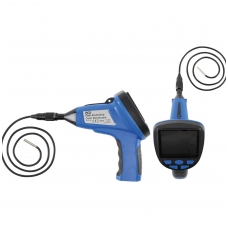 Endoskopas spalvotas su kamera ir fotoaparatu LCD ekranas