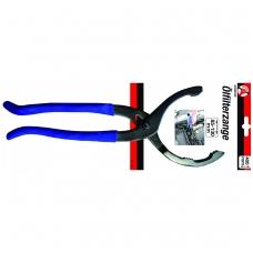 Filtro raktas - replės 400mm, 85 - 130 mm